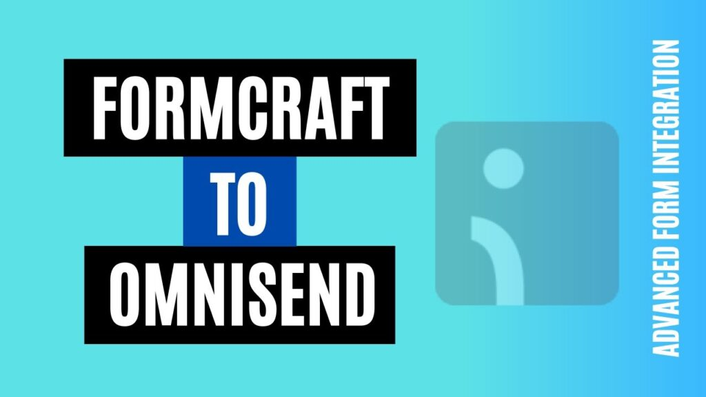How to integrate FormCraft to Omnisend Easily